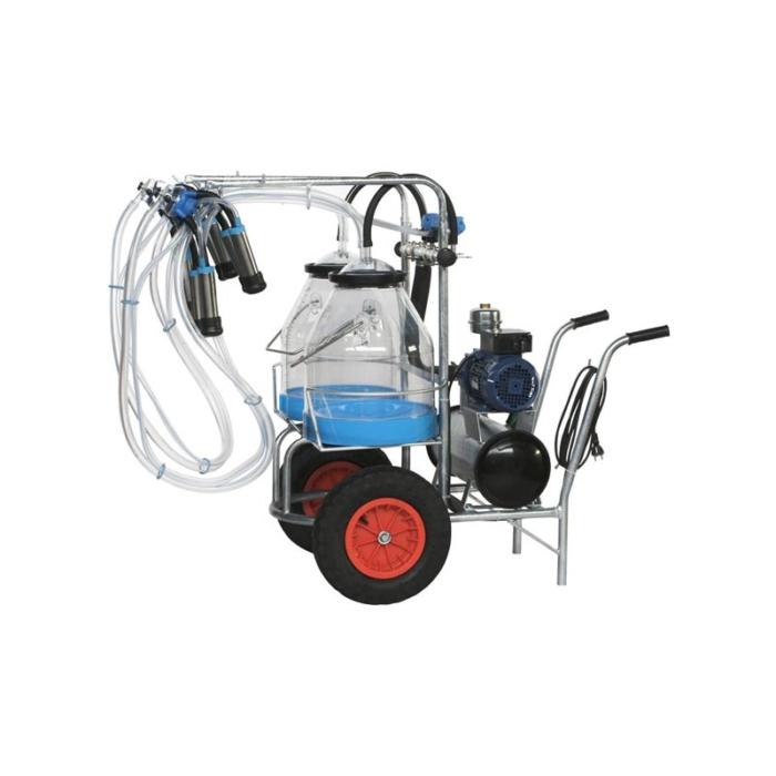 Double Head Cow Milking Machine