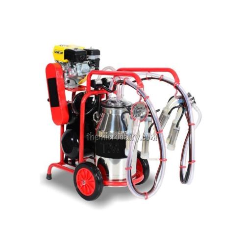 Gasoline-Cow-Milking-Machine