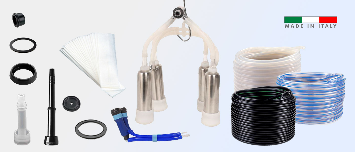 silicon/rubber liner and hoses